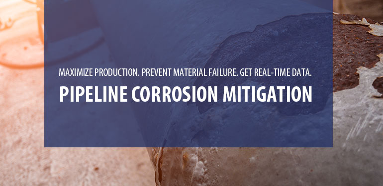 Internal Pipeline Corrosion Mitigation