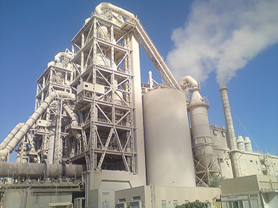 Cement Processing Plant